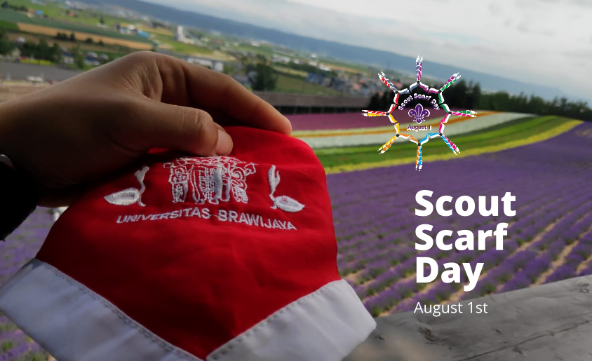 Scout Scarf Day 2019